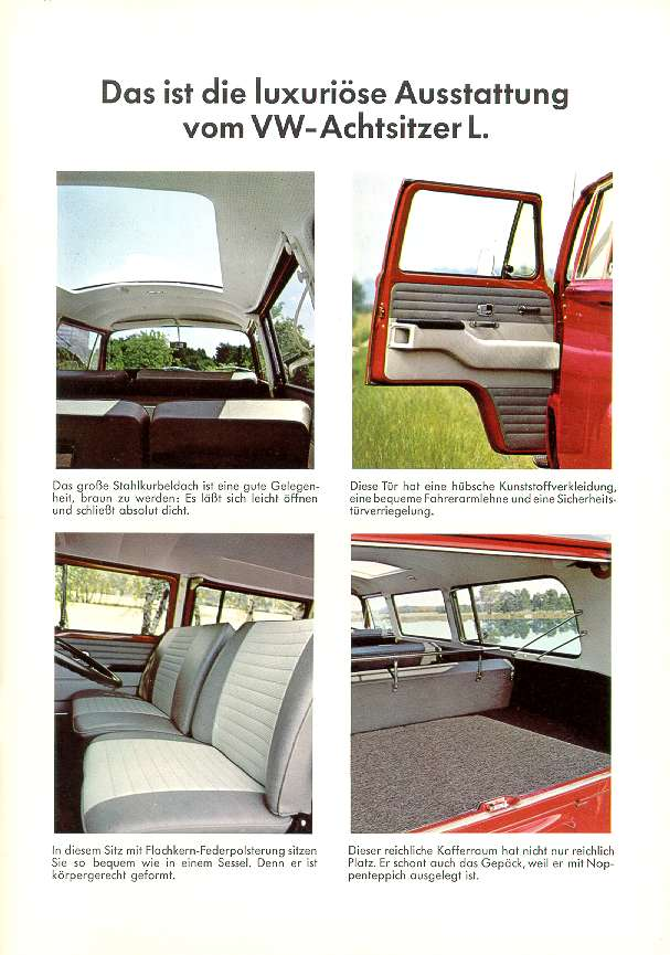 wir bauen den vw achtsitzer f r viele leute 8 1969. Black Bedroom Furniture Sets. Home Design Ideas